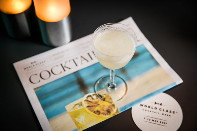 Diageo // World Class Cocktail Week Launch Dinner at Icebergs in Bondi on May 2, 2017 in Sydney, Australia. (Photo by Anna Kucera)