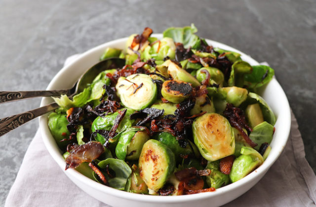 Brussels Sprouts onion