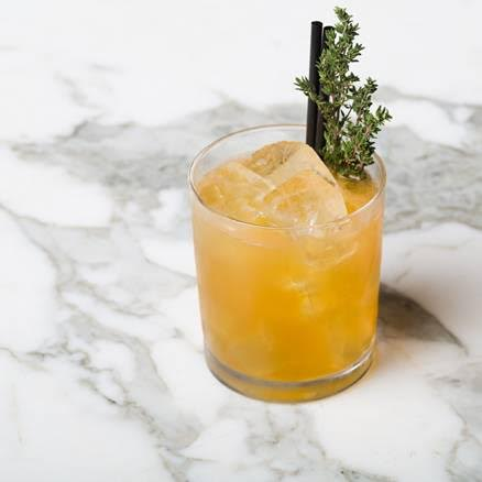 Catalina Rose Bay Count of Montenegro cocktail recipe