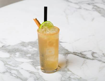 Catalina Rose Bay cocktail recipe Dirty Harry