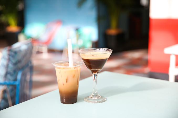 Espresso martini variations Northies Cronulla cocktail 2