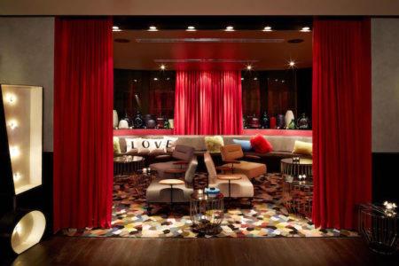 Gilt Lounge QT Sydney