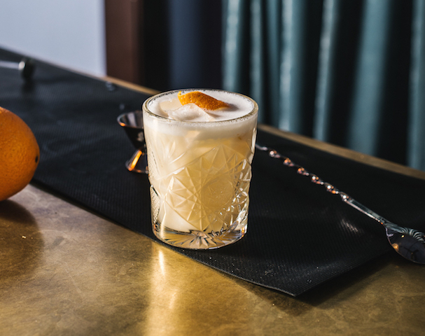 Glenmore Hotel Rye July whiskey scotch cocktail 4
