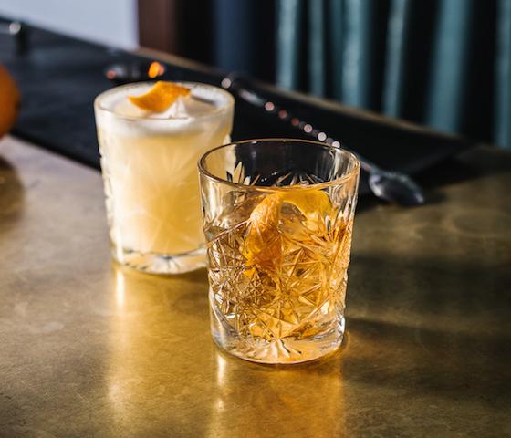 Glenmore Hotel Rye July whiskey scotch cocktail 5