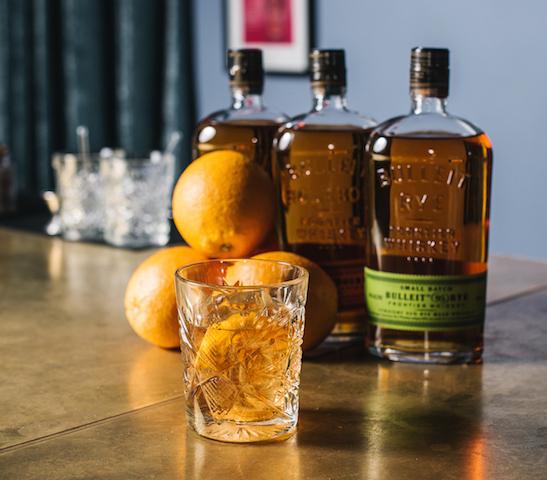 Glenmore Hotel Rye July whiskey scotch cocktail 6