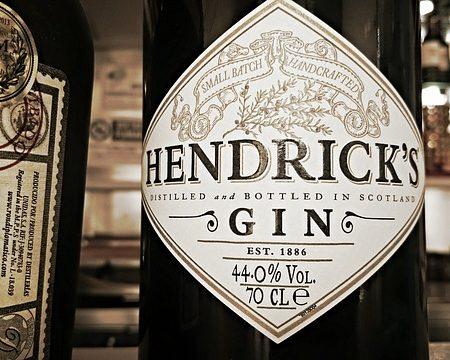 Hendricks gin Awakening