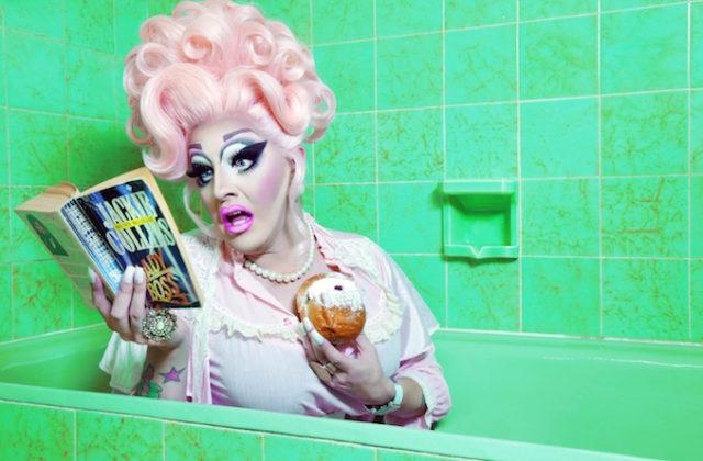 Karen From Finance drag queen 1