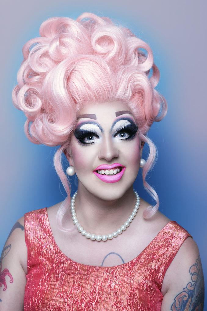 Karen From Finance drag queen 2