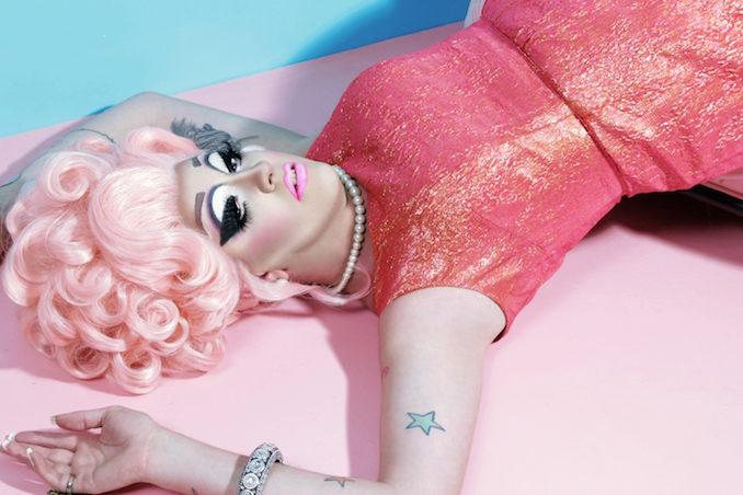 Karen From Finance drag queen 3