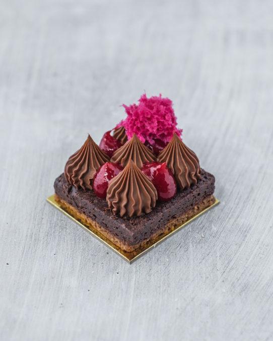 Koi Dessert bar cake