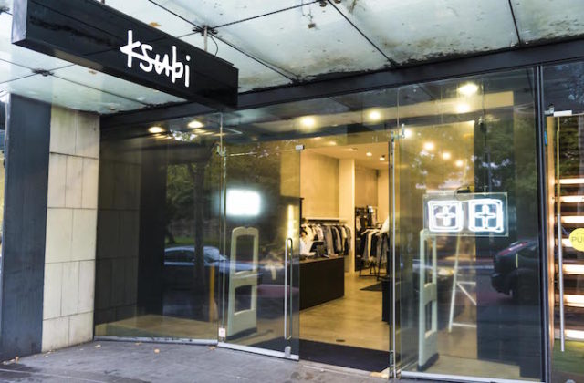 Ksubi shop Paddington 1
