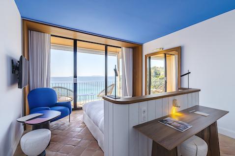 Le Bailli de Suffren hotel France room