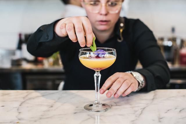 Lotus Barangaroo Sydney cocktails