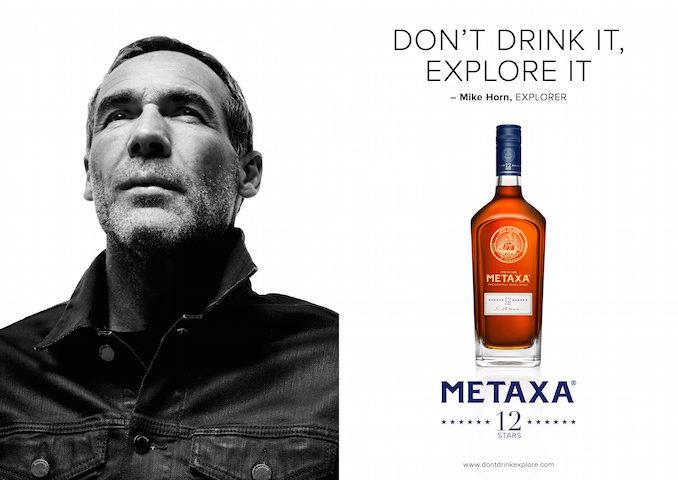 Metaxa 12 Stars campaign