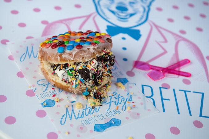 Mister Fitz dessert cake