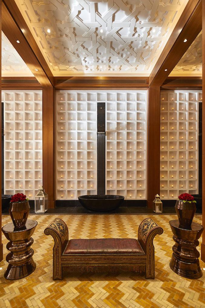 Movenpick Mansour Eddahbi Hotel Marrakech foyer 2