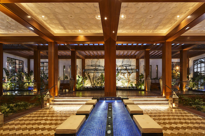 Movenpick Mansour Eddahbi Hotel Marrakech inside