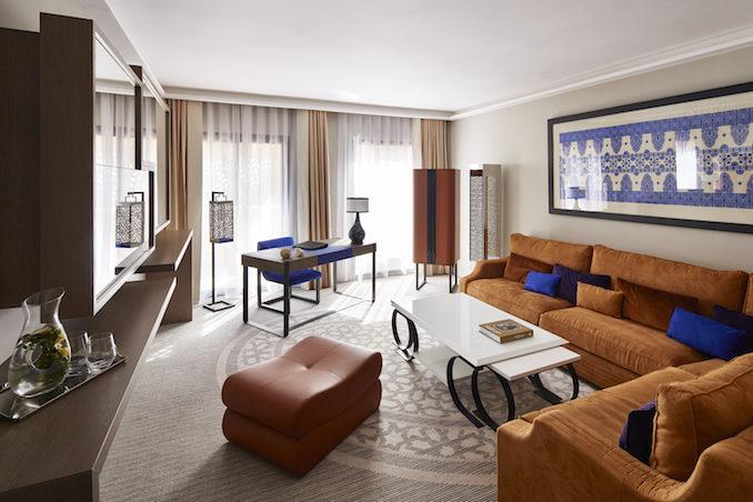 Movenpick Mansour Eddahbi Hotel Marrakech room