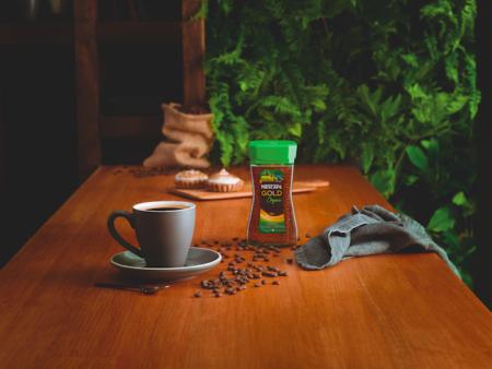 Nescafe Gold Organic giveaway win 1