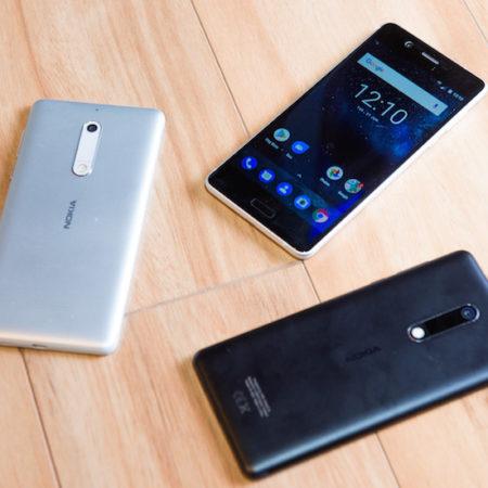 Nokia 6 5 3 mobile phone handset 3