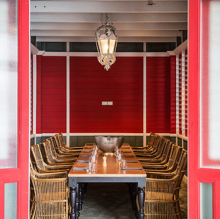 Nola private dining room Sydney