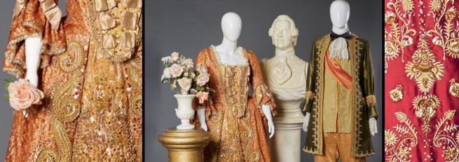 Opera Australia costume exhibition auction