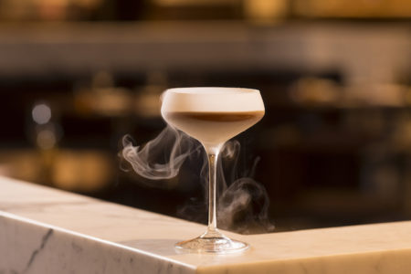 PHS Espresso Martini w Nitrogen