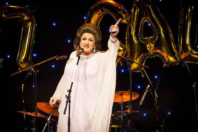 Queen Broadway THE F Melbourne Cabaret Festival 1