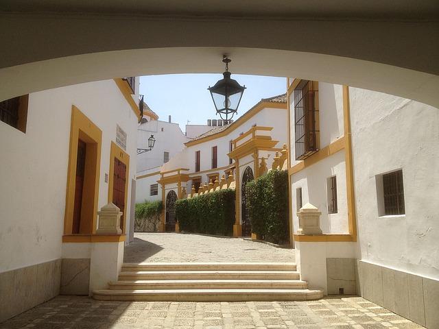 Seville Streets travel