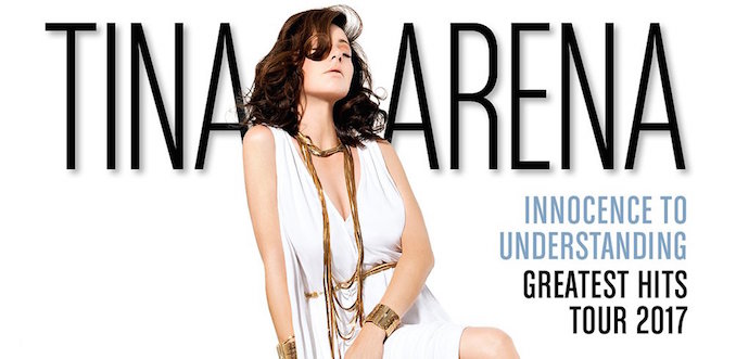 Tina Arena Innocence Understanding tour