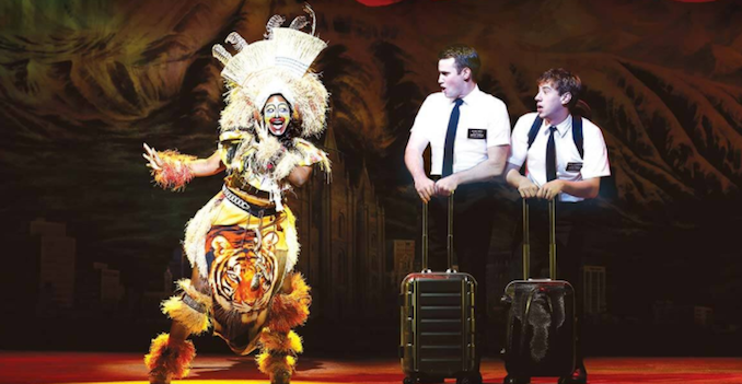 Book of Mormon Helpmann Awards Best Musical 1