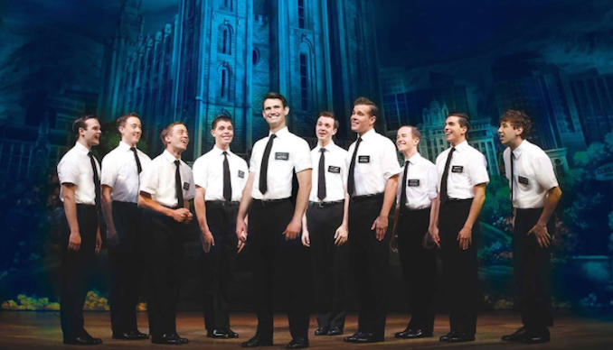 Book of Mormon Helpmann Awards Best Musical 2