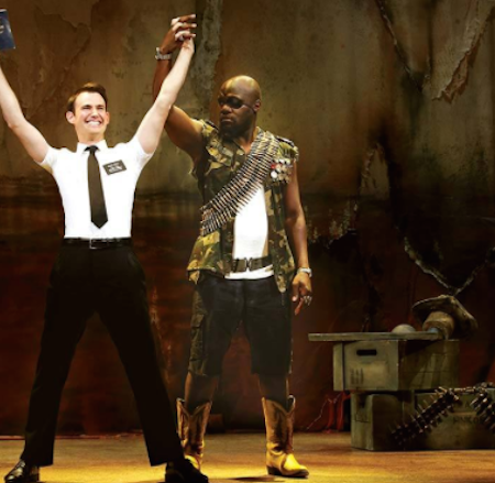Book of Mormon Helpmann Awards Best Musical 3