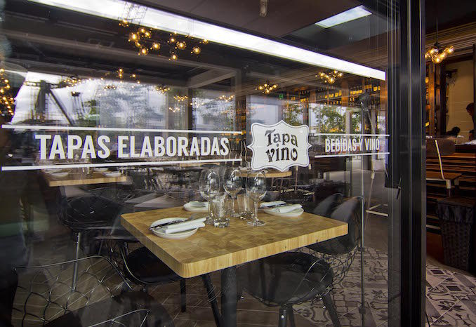 Born Barangaroo Sydney restaurant food