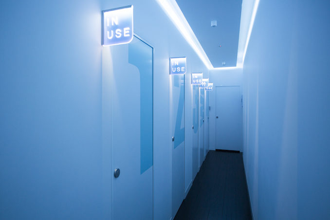 Cryo cold freezing therapy Sydney 4