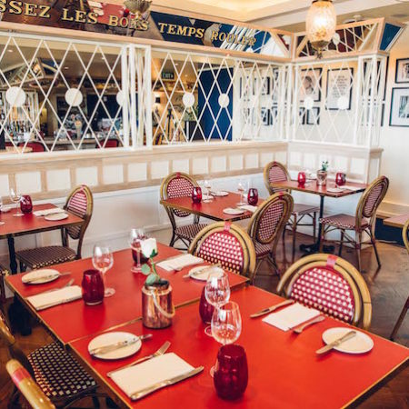 French restaurant Ananas Sydney