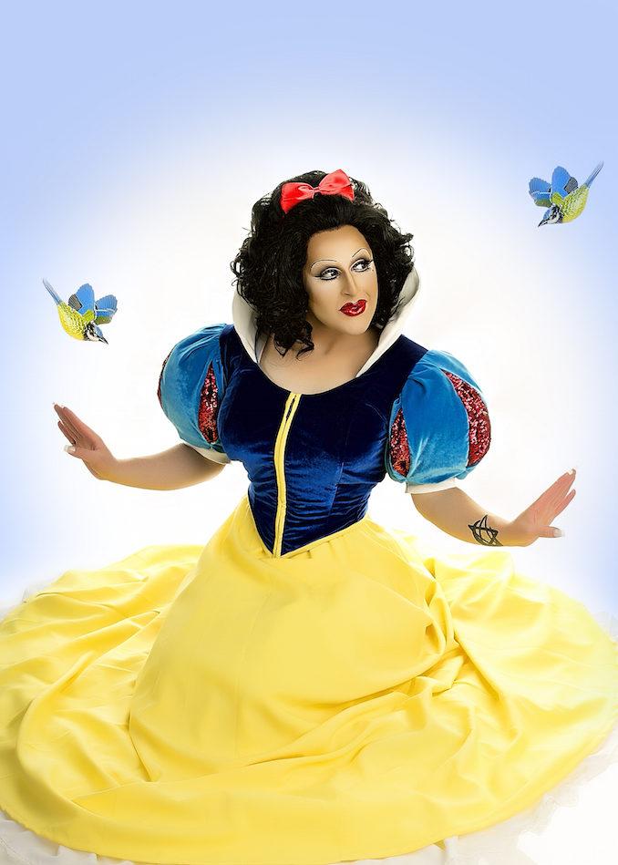 Hannah Conda drag queen Sydney 1