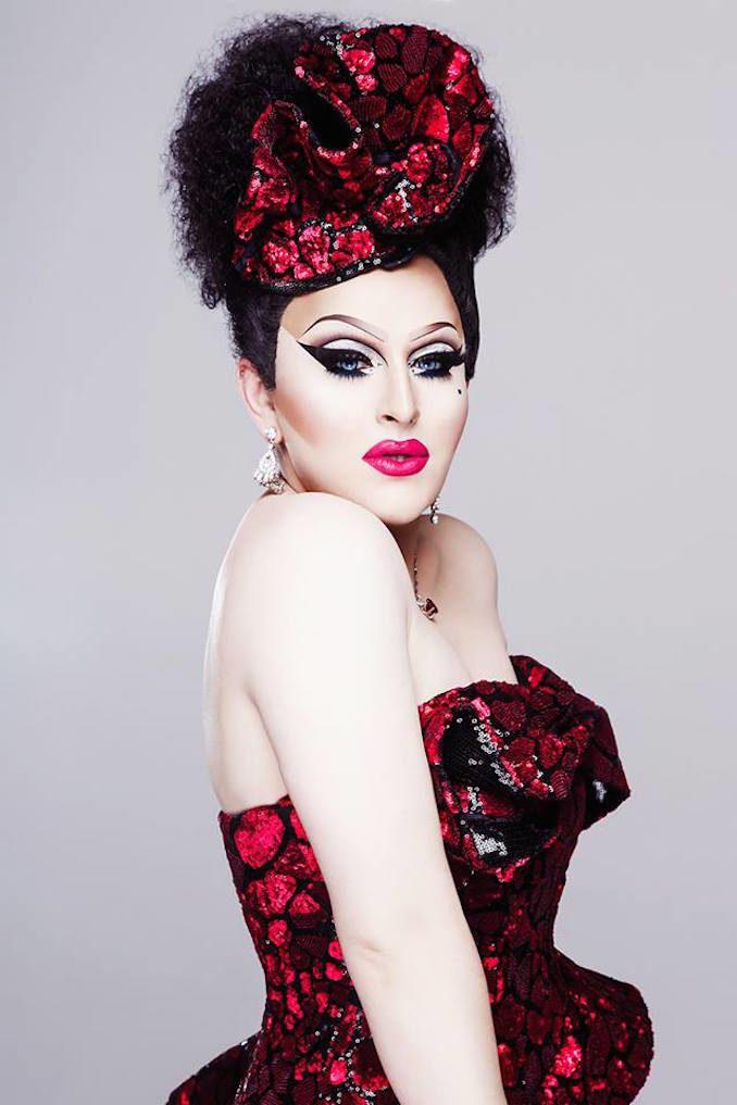 Hannah Conda drag queen Sydney 2