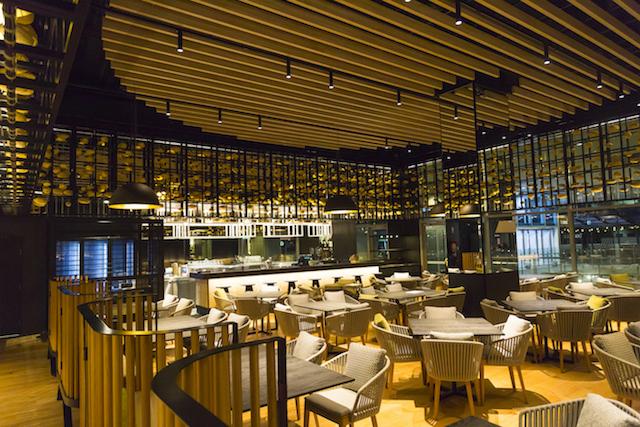 New hot spot restaurant husk vine opens in parramatta
