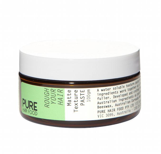 Matte Texture paste hair product