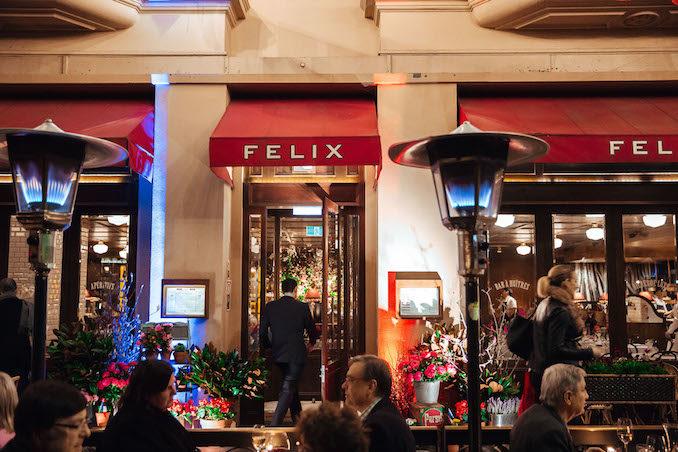 Merivale Felix Angel Place French Bastille Day restaurant