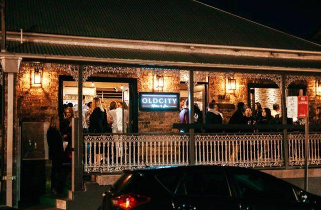 Old CIty Newtown restaurant bar