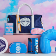 Pan Am Typo stationery bag 1