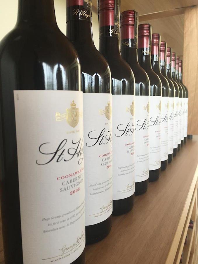 St Hugo red wines