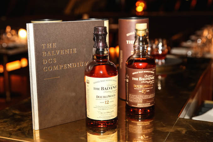 Whiskey whisky Balvenie drink alcohol cocktail 2