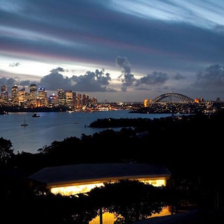 Zoo Brew Taronga view
