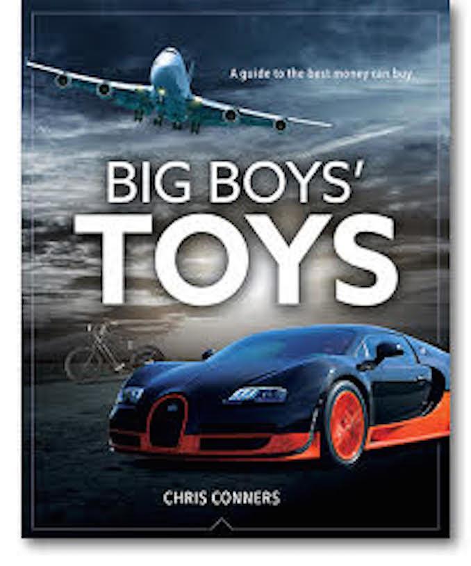 Big Boys Toys book