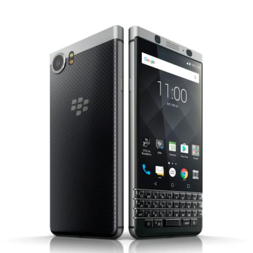 BlackBerry KEYone mobile phone