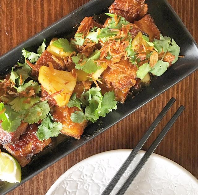China Diner Bondi Hall Street review pork belly