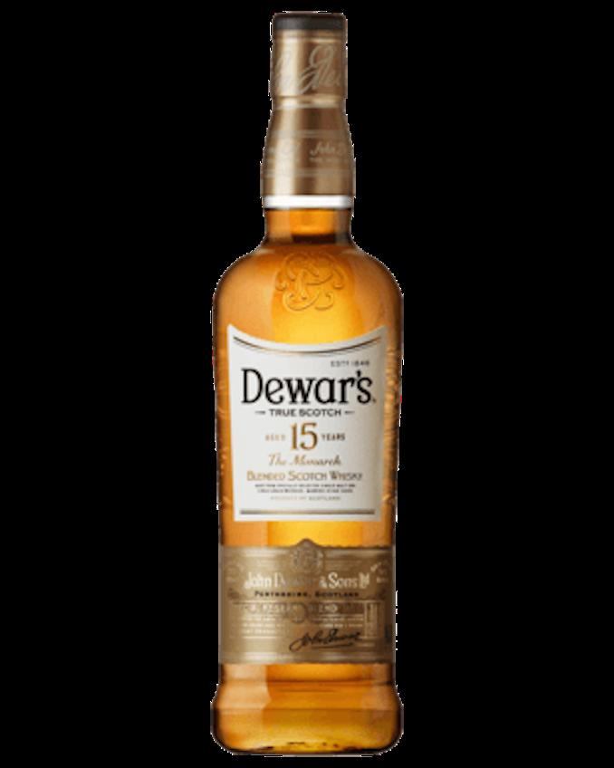 Dewars Monarch 15 Year Scotch Whisky